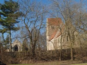 Kirche-Mausoleum